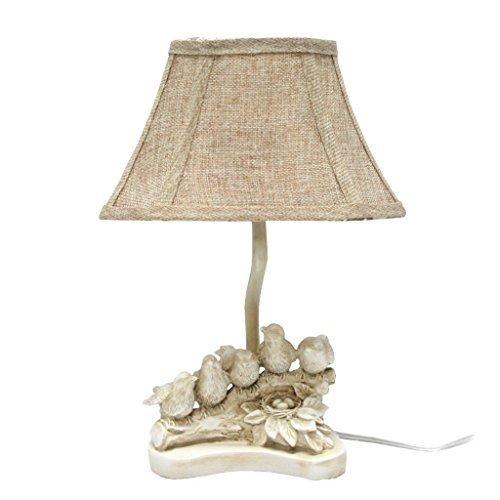 Birds Tiffany Table Lamp - 7