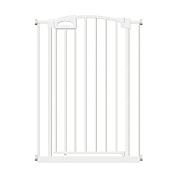 Callowesse Carusi 10cm Safety Gate Extension White