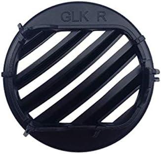 Color Name : Black GHDBHFD Tableau de Bord de Voiture Climatisation Petit Grille de Sortie dair Ronde de Sortie dair Compatible for Mercedes GLK X204 Niveau GLK300 Auto Parts