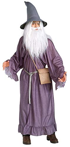 Rubie's Lord of The Rings Gandalf Costume, Multicolor Standard ()