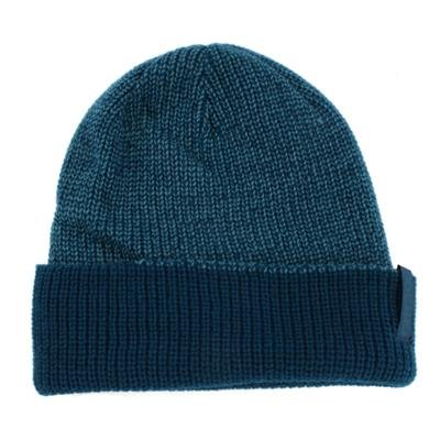 Ride Contrast Reversible Beanie, Blue, One Size