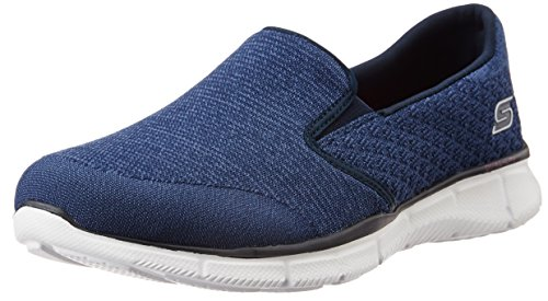 Skechers Equalizer say Something - Zapatillas Mujer Azul - azul (Nvy)
