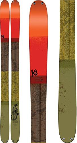 K2 Poacher: Skis