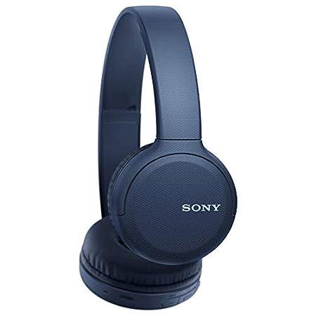 SONY WH-CH510 Wireless Headphone Blue