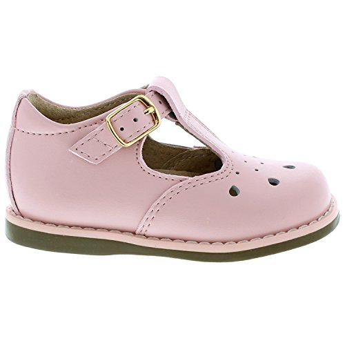 Pictures of FOOT MATES Harper (3 Infant M/W Pink) Pink 3 Infant M/W 8