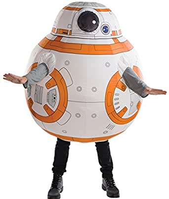 Rubie's Men's BB-8, Multi, One Size