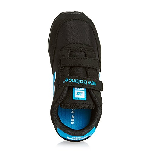 New Balance Trainers - New Balance Infant 410 Velcro Trainers - Black/Blue