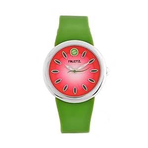 Philip Stein Watermelon Women's Casual Rubber Strap Watch - F36S-WM-G