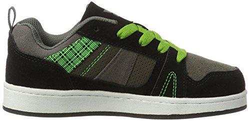 Lico Skate Low - Zapatillas Niños Grau (GRAU/SCHWARZ/GRUEN)