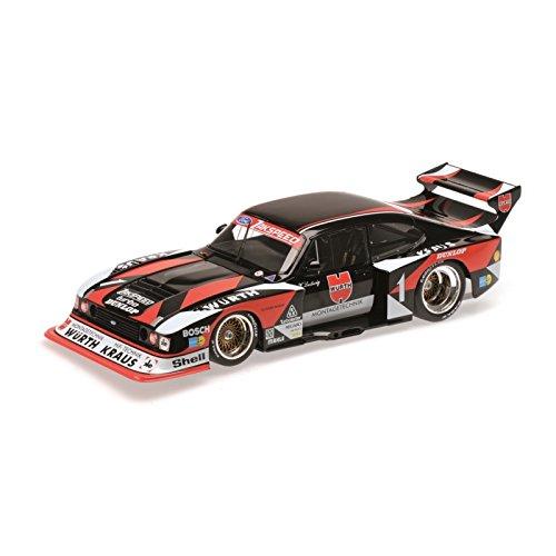 Amazon.com: Minichamps 1/18 Scale diecast - 100 808501 Ford Capri Turbo Gr.5 Kraus DRM 1980: Minichamps: Toys & Games