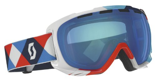 Scott US Fix Goggle (Overprint Red/Blue/Illuminator) (Overprint Red)