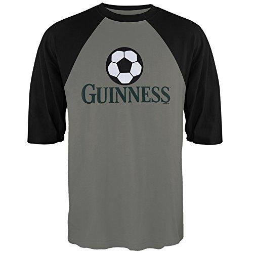 Guinness - Mens Soccer Logo 3/4 Sleeve X-large Olive
