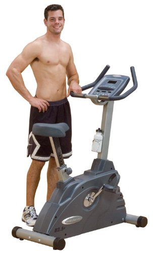 Endurance B2.5U Electronic Upright Exercise Bike Endurance