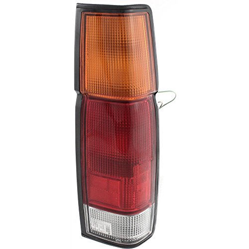 Evan-Fischer EVA15672012451 Tail Light for Nissan Pickup 86-97 Assembly Right Side