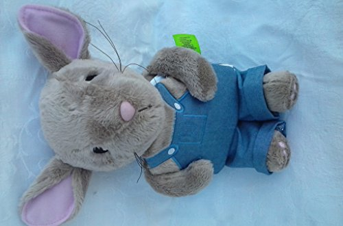 Zoobies If You Give a Mouse a Cookie Plush Storybook Book Buddy (Toy Zoobies Soft Plush)