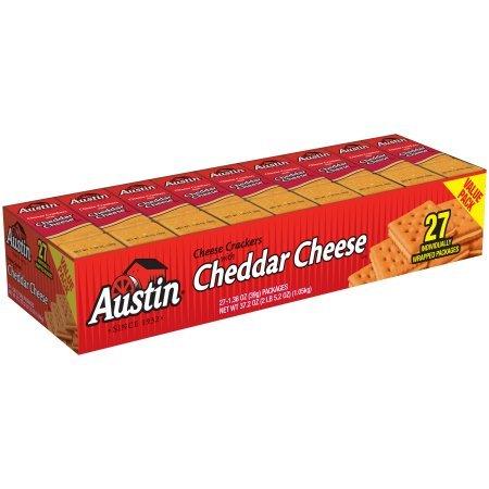 austin cheese crackers - 1