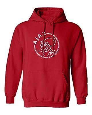 Spark Apparel New Soccer Amsterdam Hooded Sweatshirt