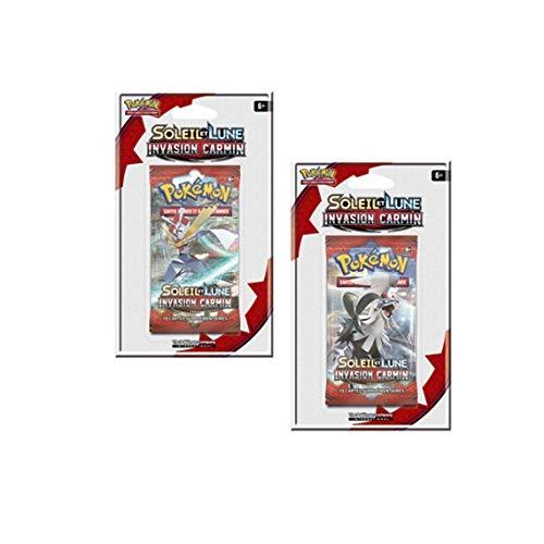 Asmodée - POBL33 - Blister Booster Pokémon Sl4