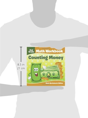 2nd Grade Math Workbook: Counting Money | Math Worksheets Edition ...