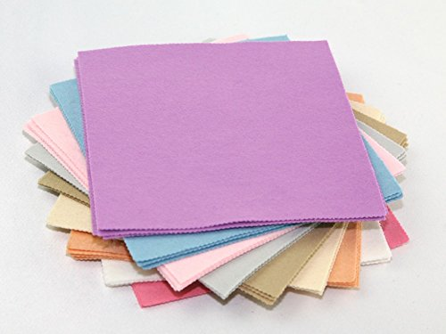 Felt Pastels - Assorted Colour 6