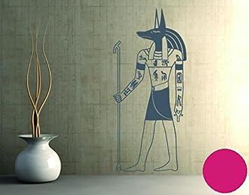 Pared de Pared Tatuajes 1397 Anubis, rosa, 90cm x 200cm: Amazon.es ...