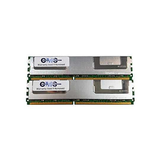 4Gb 2X2Gb Memory Ram Compatible with Hp/Compaq Proliant Bl460C Server Blade Fb For Servers Only By CMS B55
