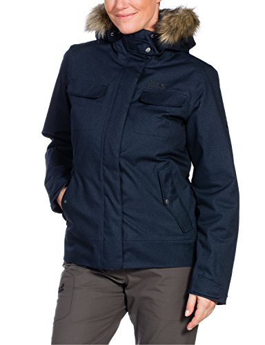 Women's Jacket Mountain Cypress Wolfskin Blue Jack fwq6g5