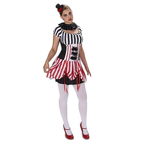 Carn-Evil Vintage Dress Adult Costume ()