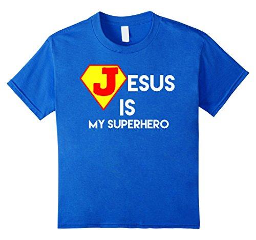 Superhero-Jesus-shirt-Religious-Sunday-Christian-gift