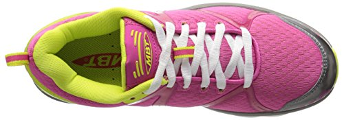 Mbt Womens Afiya 5 Athletic Oxford Fuchsia / Pink