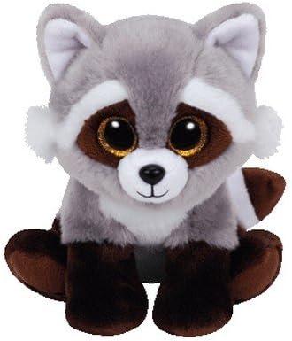 TY - Beanie Babies Bandit, peluche mapache, 15 cm (United Labels Ibérica 42117TY) , color/modelo surtido: Amazon.es: Juguetes y juegos