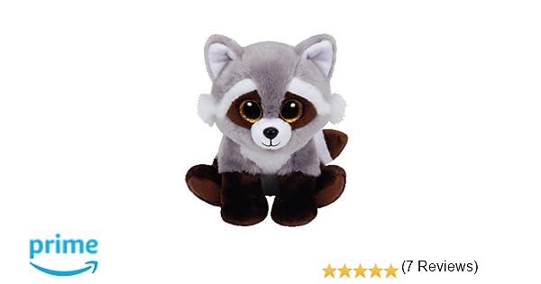 TY - Beanie Babies Bandit, peluche mapache, 15 cm (United Labels Ibérica 42117TY): Amazon.es: Juguetes y juegos