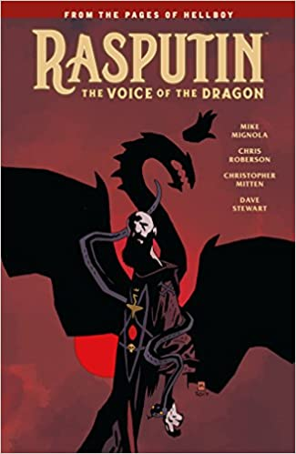 Rasputin: The Voice of the Dragon (Dark Horse) 41i%2BRE4U-DL._SX323_BO1,204,203,200_