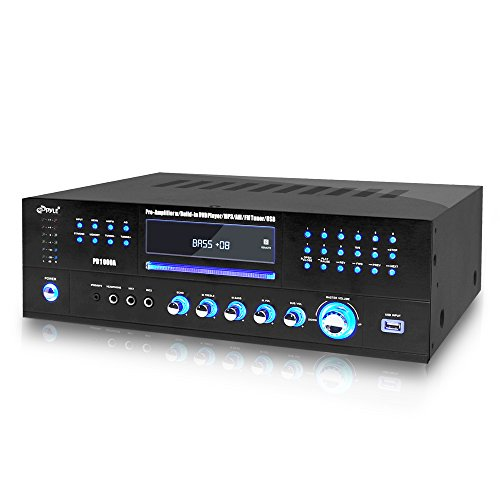 Pyle Theater Preamplifier Receiver System product image
