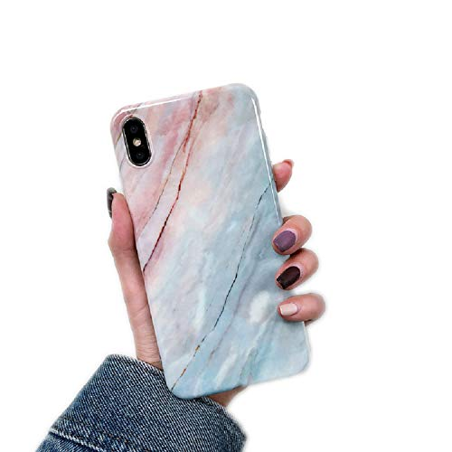 Marble Case on Compatible for iPhone 7 XS Max Case for sale  Delivered anywhere in USA
