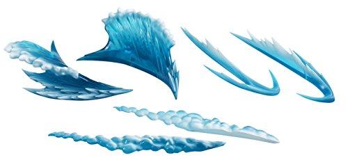 Bandai Tamashii Nations Effect Wave Blue Action Figure