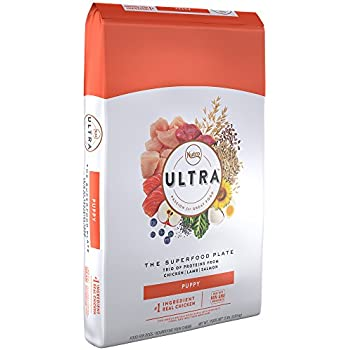 Nutro Ultra Puppy Dry Dog Food With A Trio Of Proteins From Chicken, Lamb And Salmon, 15 Lb. Bag
