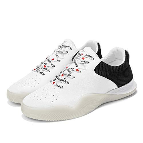 吸収剤アラブ人手つかずの大きいサイズ スニーカー メンズ おしゃれ 軽い 通気 ビット付き 滑りにくい スポーツシューズ ランニング ジョギング ウォーキング スポーツ カジュアル 旅行 黒 白 赤い 27cm