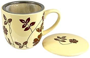 Teetasse Mit Sieb teetasse mit sieb und deckel tasse set modern teesieb toll modell 9