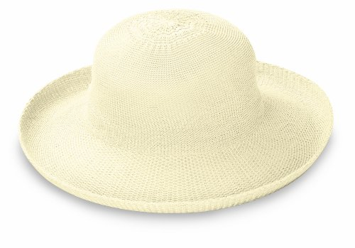 Wallaroo Hat Company Women's Victoria Sun Hat - Natural - Ultra-Lightweight, Packable, Modern Style, Designed in Australia. ()