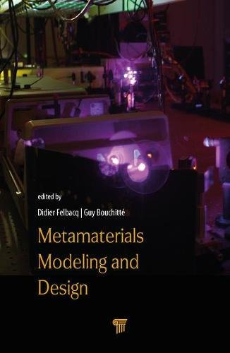Metamaterials Modelling and Design-cover