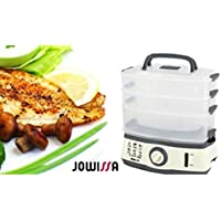 Jowissa JWS 1330 Buharlı Pişirici