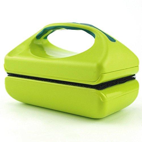 Cepillo Magnético Limpiador para Acuario Pescado tanque algas