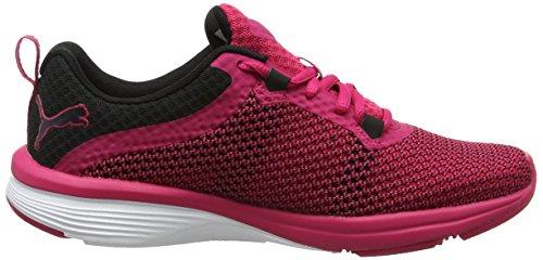 Puma Pulse Ignite XT, Zapatillas Deportivas Para Interior Para Mujer Rosa (Love Potion-Black)