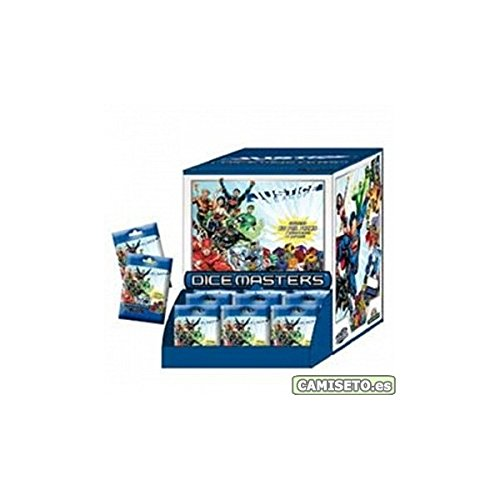 DC Comics Dice Masters: Justice League 90 Count Gravity Feed by WizKids