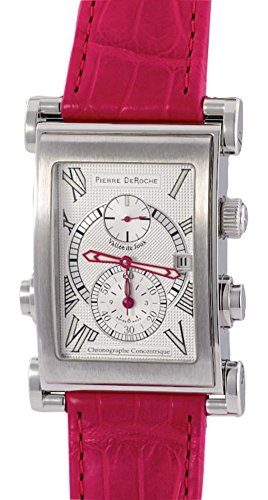"Pierre deRoche SplitRock Chronograph ""Concentrique"" Special Red Edition"