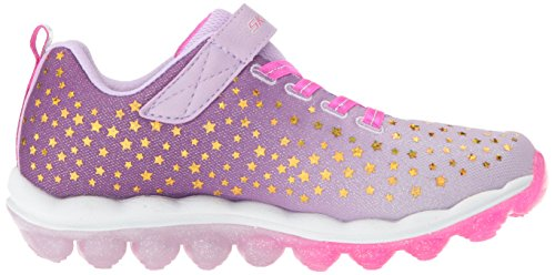 Jumper Air Multicolore Baskets Pink Skechers Star Fille Lavender zpqw6W