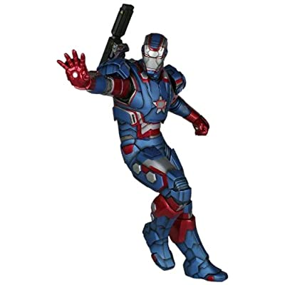Animewild Gentle Giant Marvel Iron Patriot 1/4 Scale Statue: Toys & Games