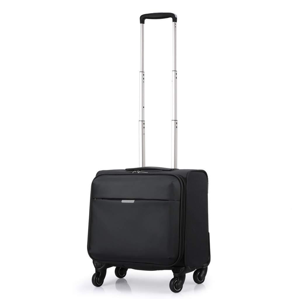 LEOO 手荷物箱の引き箱のスーツケースビジネストロリー箱16インチ/ 18インチの男性のスーツケース B07QRZGCTQ  16 inch