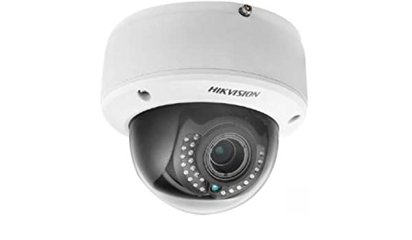 Amazon.com: Hikvision DS-2CD4185F-IZ Indoor Dome Camera, 4K/8MP, H.264, Day/Night, IR, Audio, Alarm I/O, POE/12VDC: Industrial & Scientific